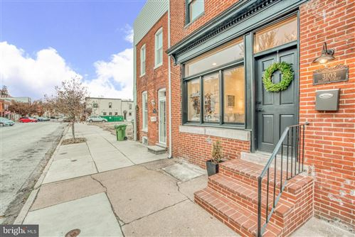 Photo of 3103 ELLIOTT ST, BALTIMORE, MD 21224 (MLS # MDBA493600)