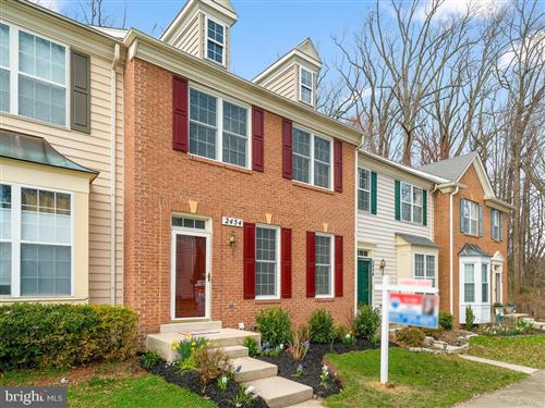 Photo of 2454 COPPER MOUNTAIN TER, SILVER SPRING, MD 20906 (MLS # MDMC700600)