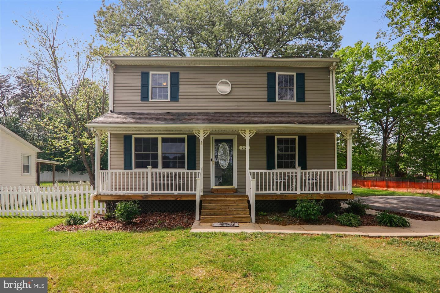 9120 GRANT AVE, Laurel, MD 20723 - MLS#: MDHW293600