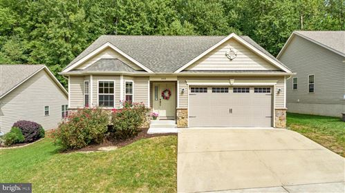 Photo of 568 HAWK HILL DR, PRINCE FREDERICK, MD 20678 (MLS # MDCA178602)