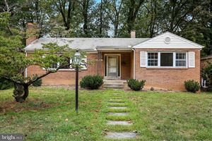 Photo of 9535 CLEMENT RD, SILVER SPRING, MD 20910 (MLS # MDMC679602)