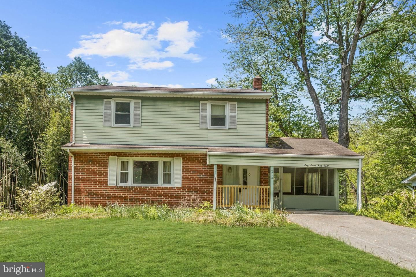 6738 ALLVIEW DR, Columbia, MD 21046 - MLS#: MDHW294602