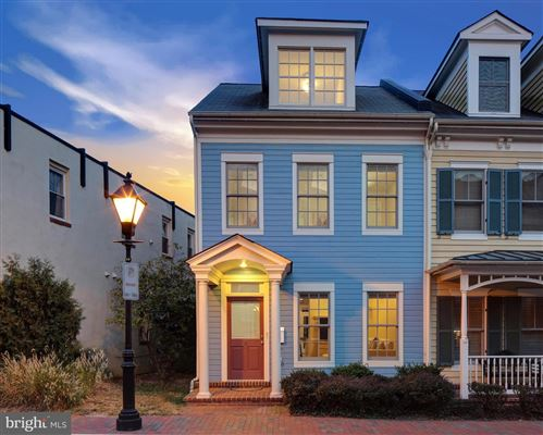 Photo of 24 SOUTH ST, ANNAPOLIS, MD 21401 (MLS # MDAA430604)