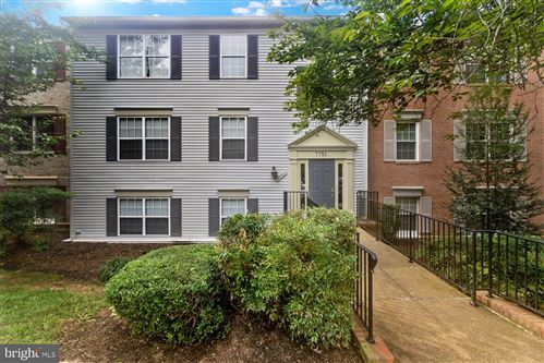 Photo of 7751 NEW PROVIDENCE DR #74, FALLS CHURCH, VA 22042 (MLS # VAFX1153604)
