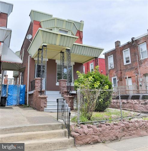 Photo of 5011 LARCHWOOD AVE, PHILADELPHIA, PA 19143 (MLS # PAPH938606)