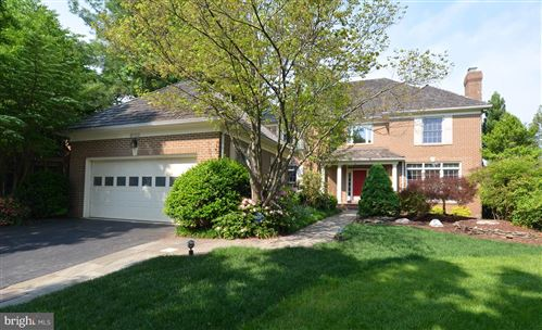 Photo of 8108 AUTUMN GATE LN, BETHESDA, MD 20817 (MLS # MDMC741608)