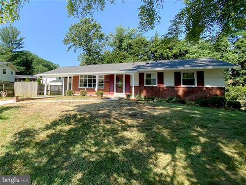 Photo of 4952 KILLEBREW DR, ANNANDALE, VA 22003 (MLS # VAFX1137608)