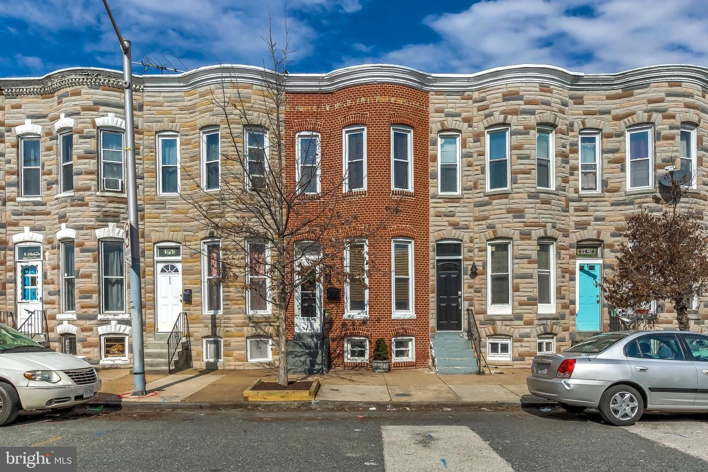 1250 CARROLL ST, Baltimore, MD 21230 - MLS#: MDBA540608