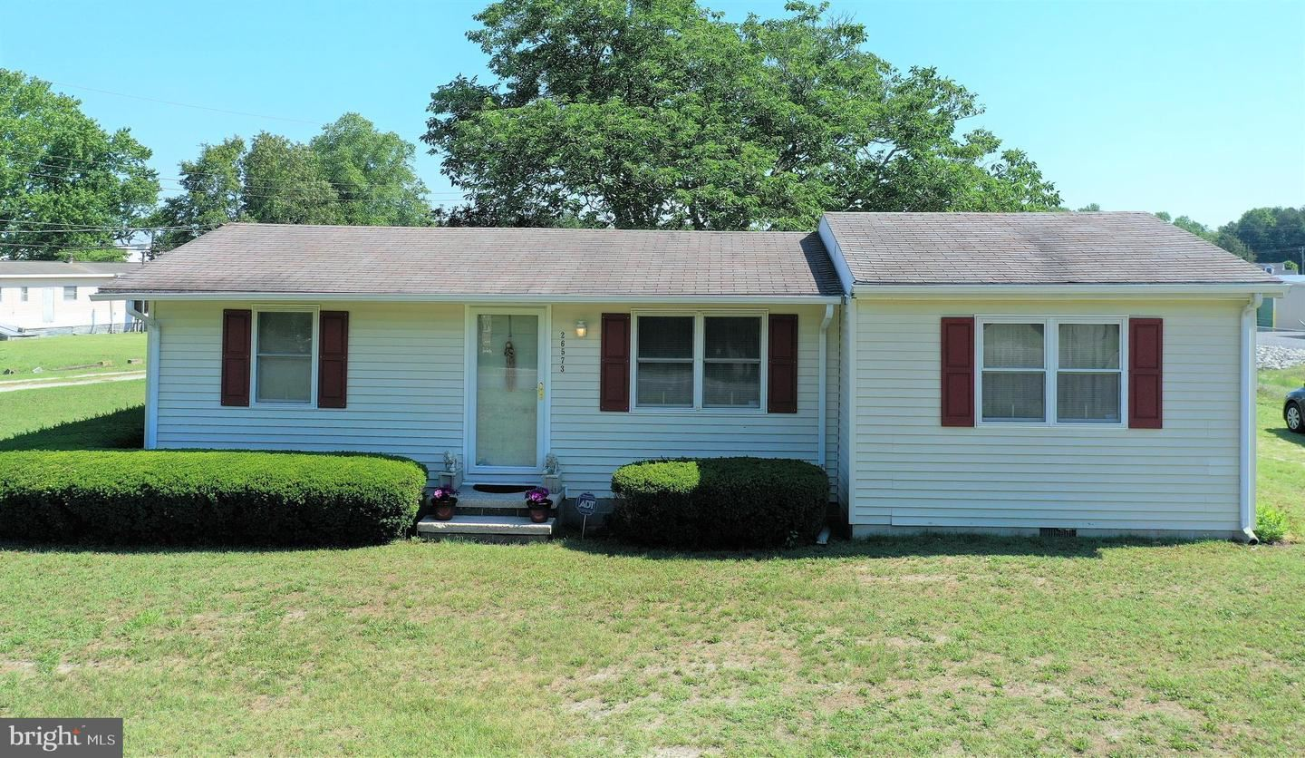 Photo of 26573 HANDY RD, MILLSBORO, DE 19966 (MLS # DESU163610)