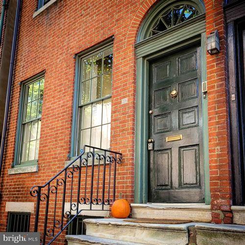 Photo of 326 LOMBARD ST, PHILADELPHIA, PA 19147 (MLS # PAPH2034612)