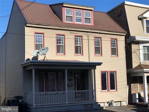 Photo of 1612 W MARKET ST, POTTSVILLE, PA 17901 (MLS # PASK133612)