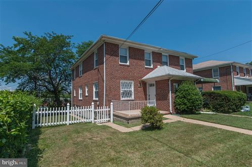 Photo of 4516 SAINT GEORGES AVE, BALTIMORE, MD 21212 (MLS # MDBA477614)