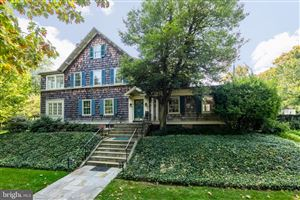 Photo of 2 NEWLANDS ST, CHEVY CHASE, MD 20815 (MLS # MDMC678614)