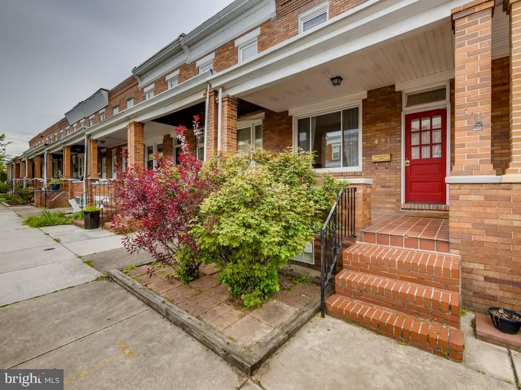 421 DREW ST, Baltimore, MD 21224 - MLS#: MDBA547614