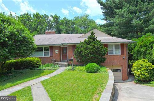 Photo of 4906 DE RUSSEY PKWY, CHEVY CHASE, MD 20815 (MLS # MDMC715616)