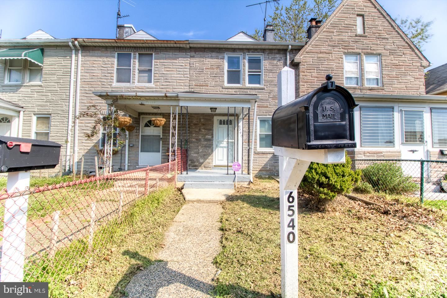 6540 PARNELL AVE, Baltimore, MD 21222 - MLS#: MDBA546616