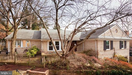 Photo of 5039 CATHEDRAL AVE NW, WASHINGTON, DC 20016 (MLS # DCDC455618)