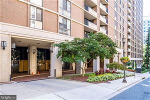 Photo of 4620 N PARK AVE #1102E, CHEVY CHASE, MD 20815 (MLS # MDMC676618)