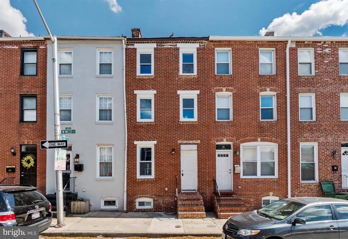 17 W WEST ST, Baltimore, MD 21230 - MLS#: MDBA518618