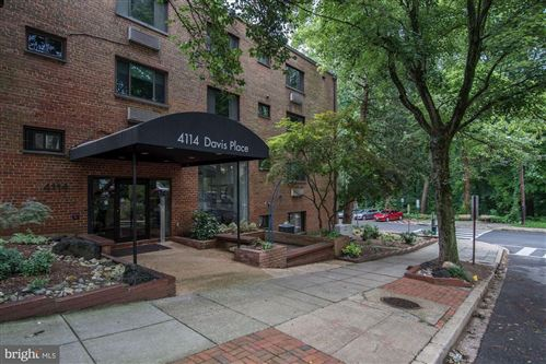Photo of 4114 DAVIS PL NW #105, WASHINGTON, DC 20007 (MLS # DCDC497620)