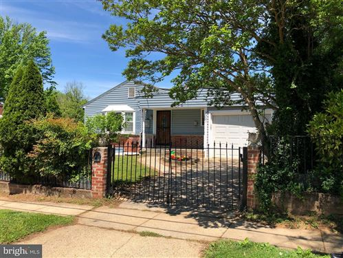 Photo of 3321 CLAY ST, SILVER SPRING, MD 20902 (MLS # MDMC757620)