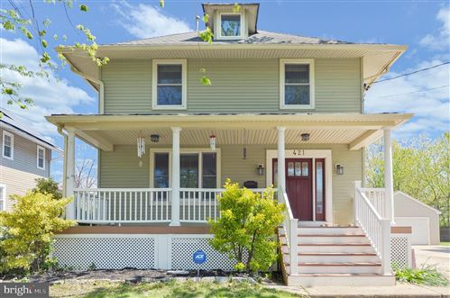 Photo of 421 TAYLOR AVE, COLLINGSWOOD, NJ 08108 (MLS # NJCD416620)