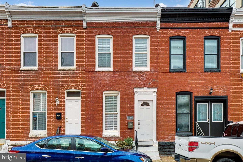 1712 CLARKSON ST, Baltimore, MD 21230 - MLS#: MDBA546620