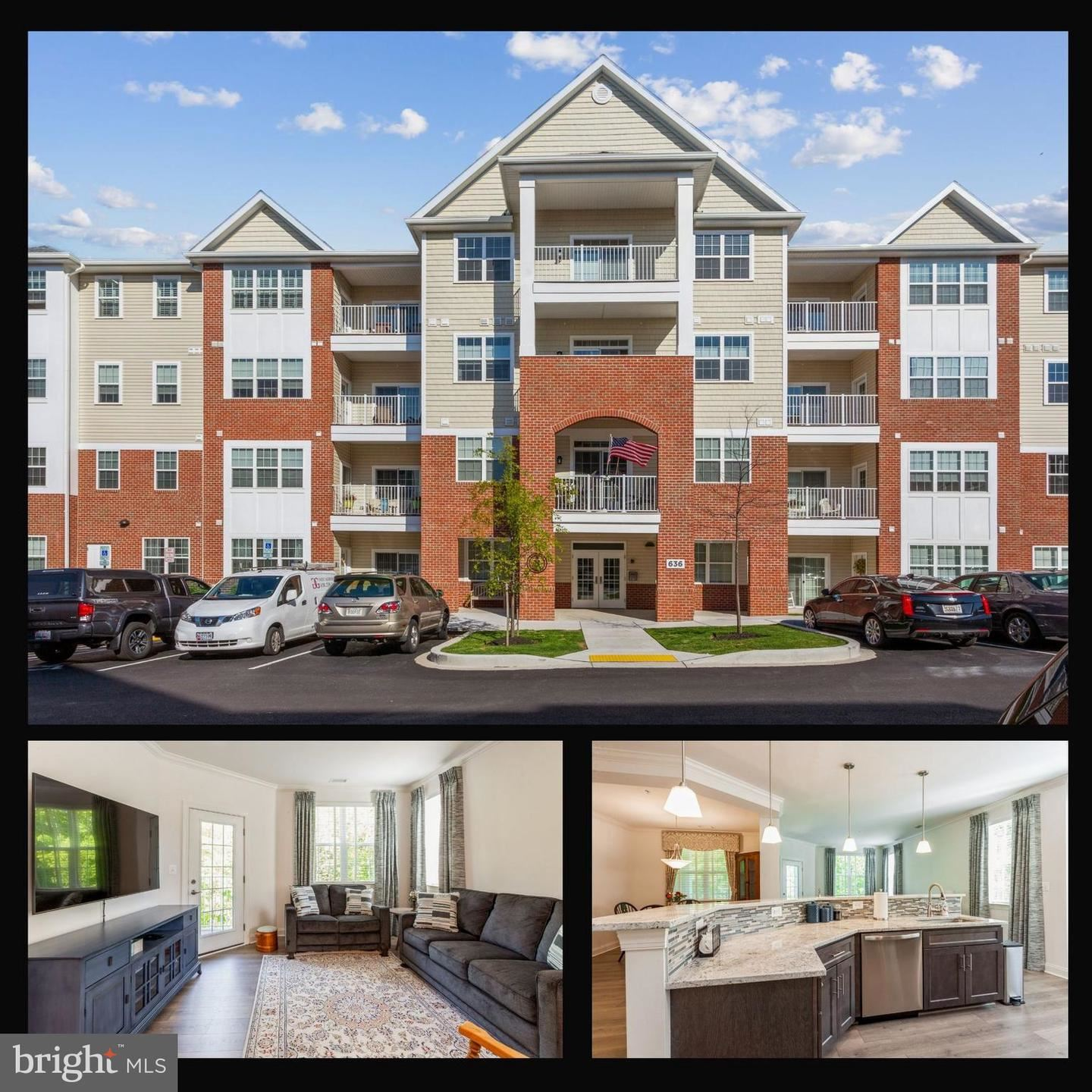 636 WALLINGFORD RD #2D, Bel Air, MD 21014 - MLS#: MDHR257620