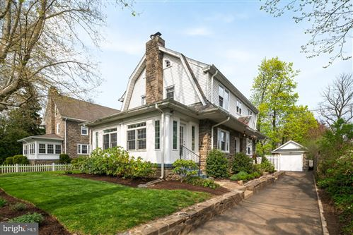 Photo of 7619 MOUNTAIN AVE, ELKINS PARK, PA 19027 (MLS # PAMC689622)