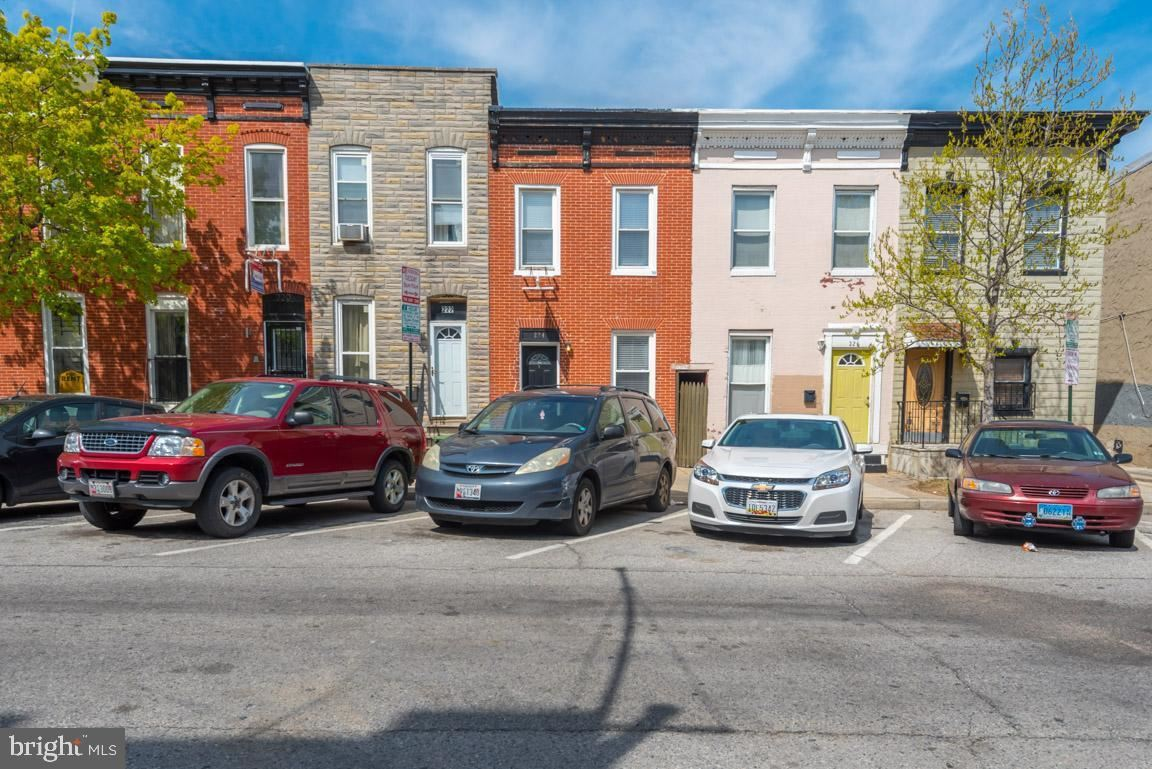Photo of 224 N CHESTER ST, BALTIMORE, MD 21231 (MLS # MDBA532622)