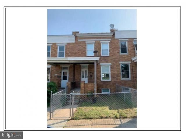 1909 GRIFFIS AVE, Baltimore, MD 21230 - MLS#: MDBA545622