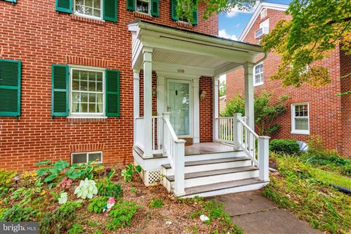 Photo of 108 W COLLEGE TER, FREDERICK, MD 21701 (MLS # MDFR252624)