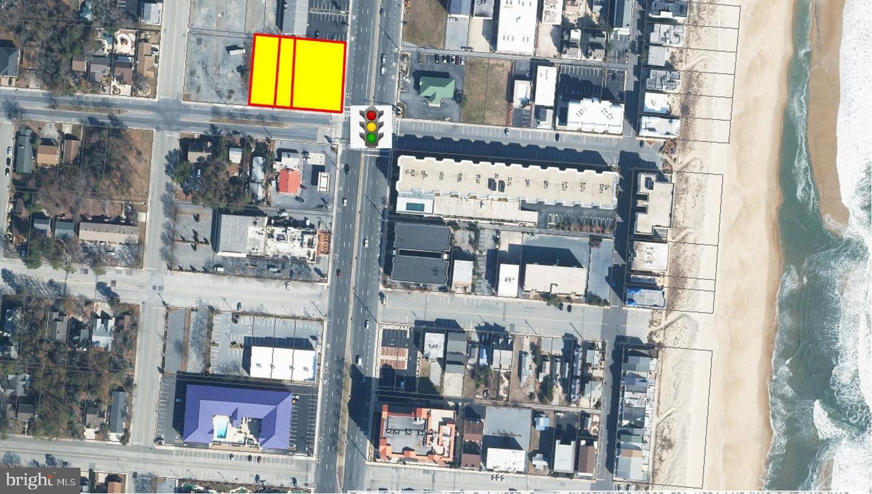 Photo of 142ND STREET @ COASTAL HIGHWAY HWY, OCEAN CITY, MD 21842 (MLS # MDWO115624)