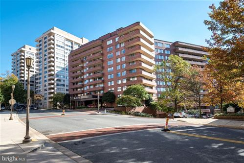 Photo of 4550 N PARK AVE #402, CHEVY CHASE, MD 20815 (MLS # MDMC715626)