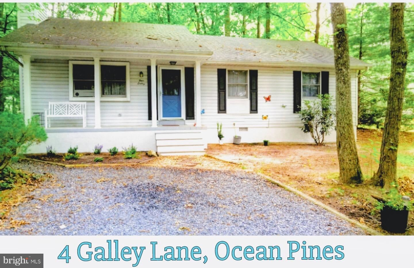 Photo for 4 GALLEY LN, OCEAN PINES, MD 21811 (MLS # MDWO107626)