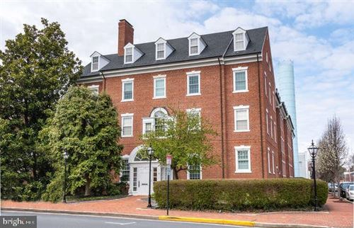Photo of 117 E DOVER ST #201, EASTON, MD 21601 (MLS # MDTA137628)