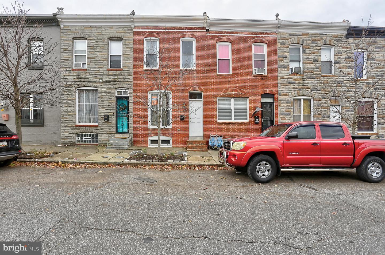 3307 LEVERTON AVE, Baltimore, MD 21224 - MLS#: MDBA543628