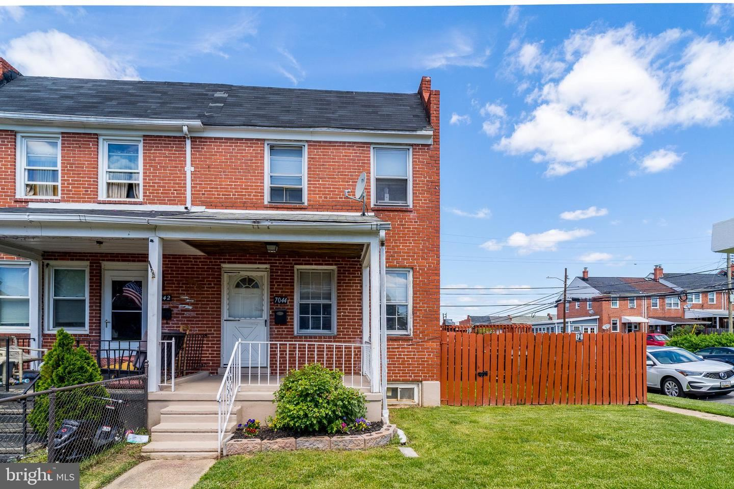 7044 CONLEY ST, Baltimore, MD 21224 - MLS#: MDBC525628