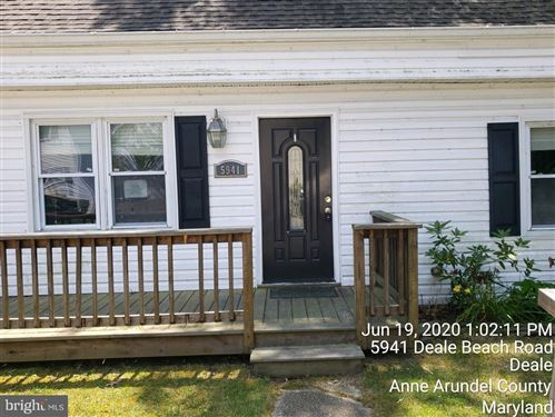 Photo of 5941 DEALE BEACH RD, DEALE, MD 20751 (MLS # MDAA431630)