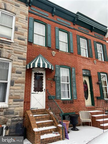 Photo of 1437 ANDRE ST, BALTIMORE, MD 21230 (MLS # MDBA540630)