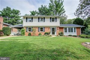 Photo of 6805 TILDEN LN, ROCKVILLE, MD 20852 (MLS # MDMC677630)