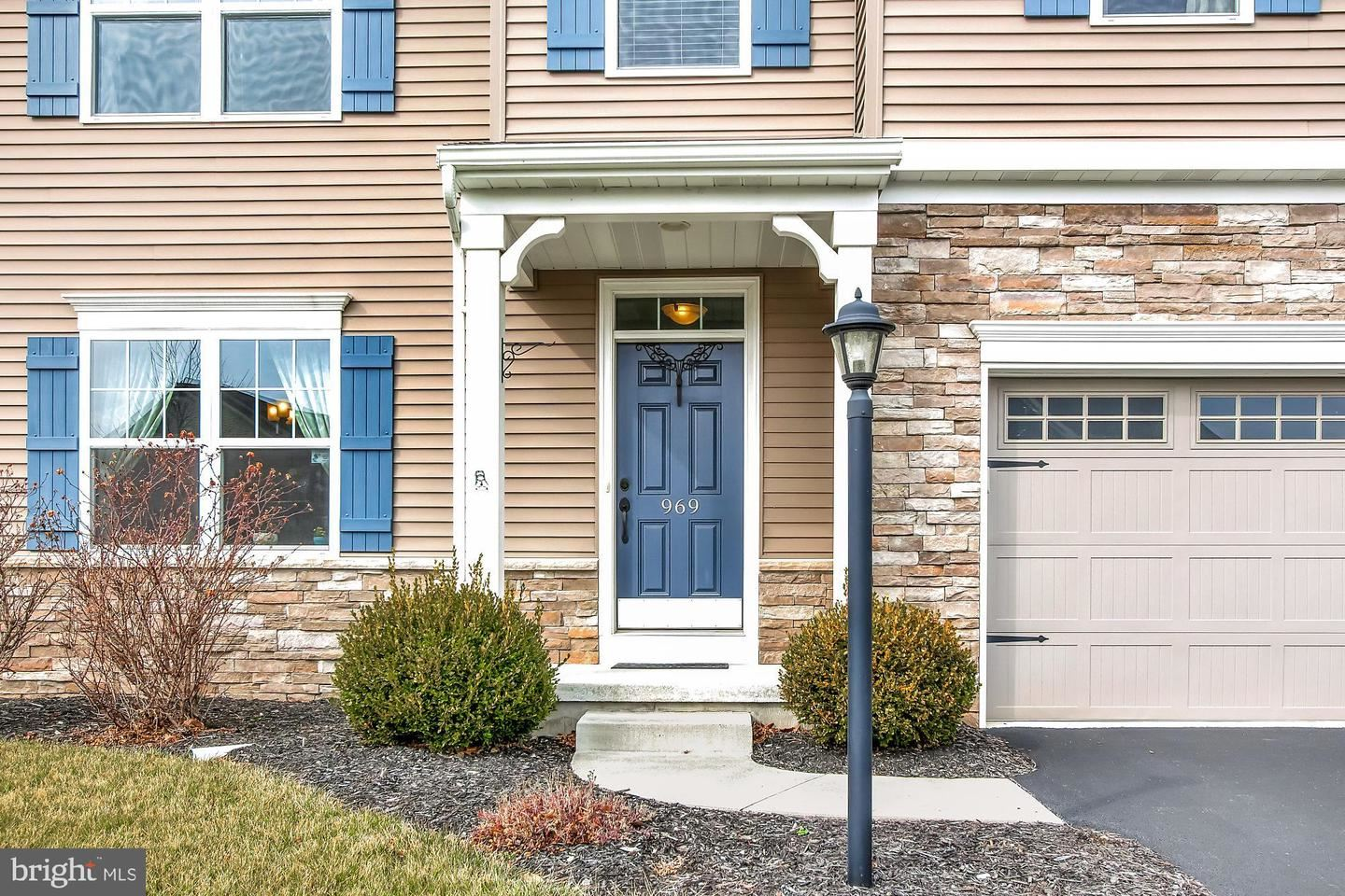 Photo of 969 CONNELL ST, MECHANICSBURG, PA 17055 (MLS # PACB121630)