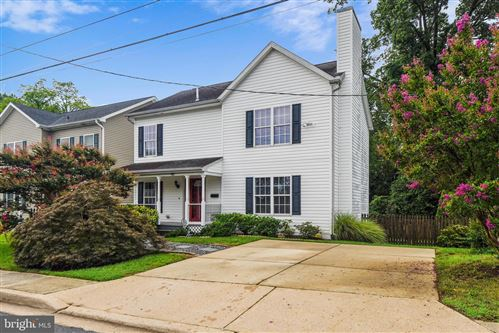 Photo of 917 TYLER AVE, ANNAPOLIS, MD 21403 (MLS # MDAA442632)