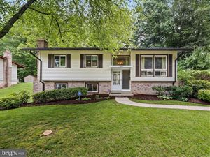 Photo of 13609 ARCTIC AVE, ROCKVILLE, MD 20853 (MLS # MDMC665632)