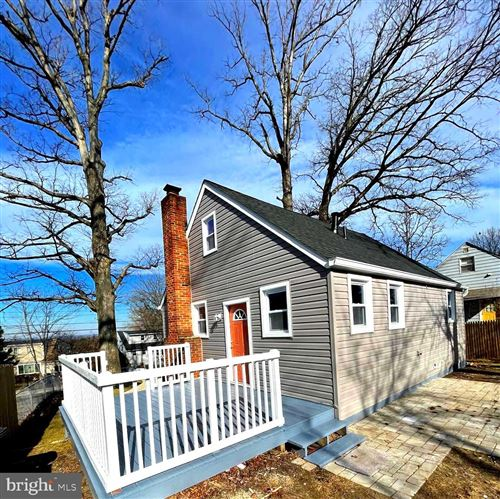 Photo of 5703 67TH AVE, RIVERDALE, MD 20737 (MLS # MDPG594632)