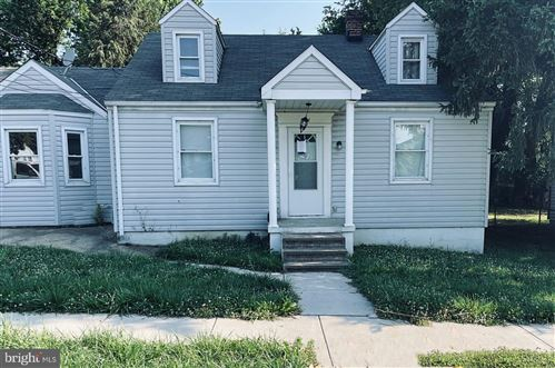 Photo of 114 FRANKLIN AVE, BALTIMORE, MD 21225 (MLS # MDAA2004634)