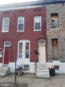 Photo of 2428 BRENTWOOD AVE, BALTIMORE, MD 21218 (MLS # MDBA305634)