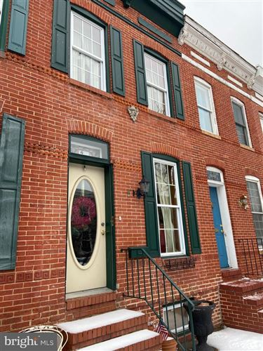 Photo of 1439 ANDRE ST, BALTIMORE, MD 21230 (MLS # MDBA540634)