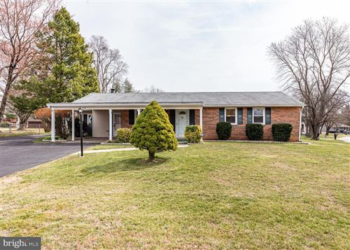 Photo of 12195 CAVALIER DR, DUNKIRK, MD 20754 (MLS # MDCA174634)