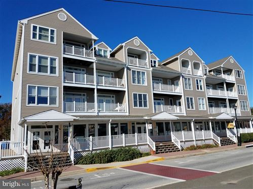 Photo of 9100 BAY AVE #A406, NORTH BEACH, MD 20714 (MLS # MDCA182634)